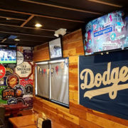 Sports Bar in Los Feliz